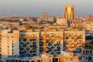 Средняя цена квартиры в Москве в марте составила 25 млн рублей
