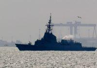 Испанский фрегат покинет идущую к берегам Ирана ударную группу ВМС США